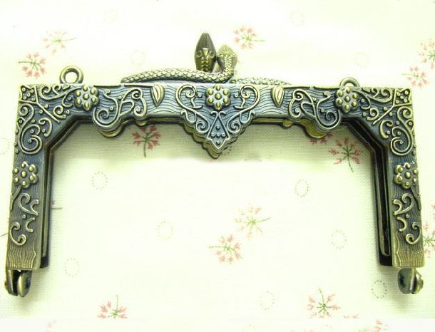 metal clutch coin purse frames - Metal Purse Frames